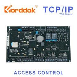 وحدة تحكم في الوصول إلى الشبكة لخادم ويب لـ TCP/IP ببابين