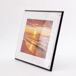 Elegante cornice fotografica in acrilico