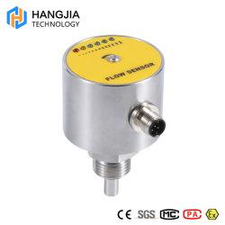 El tratamiento de aguas termales de líquido indicador del interruptor de flujo