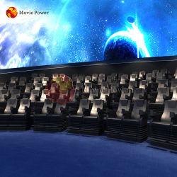 Новейшие разработки полного погружения в кинотеатр 4D 5D мест цена купол кино