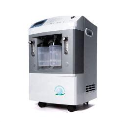 산소 생산 공장 이중 유량 산소-농축기 의료용 10L 산소 농축기
