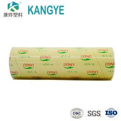 Высокое качество продуктов питания оберните пищевой пленкой ПВХ продовольственной упаковки пластиковой пленки Fast Food упаковки устройства обвязки сеткой