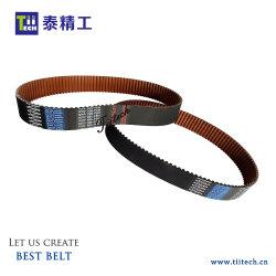 Color Color de alta calidad OEM Htd3m Htd5m 8m de la correa de distribución de goma