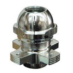 7075鋼片のアルミニウム反ハブ製粉する5axis CNCはディスクブレーキ衰退する