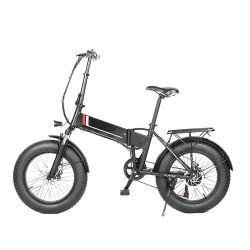 Vélo électrique Pliant Vélo pour les hommes adultes Fat Lady Vélo Pliant Vélo Electrique Vélo Ebike