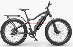 "China E-fábrica de bicicletas bicicleta eléctrica de 26"" de motor sin escobillas de bicicleta de montaña off road Ebike eléctrico"