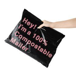 생분해성 콤포시 가능 메일러 백 의류 포장 가방용 배송 가방