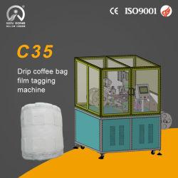 C35 Венесуэлы катание верхом на лошадях кофе Bag пленки присваивание меток машины