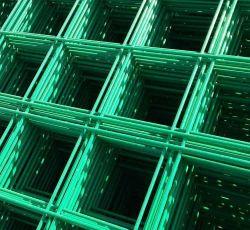 Groen/zwart draadgaas met PVC-coating