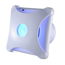 Potente ventilazione con ventola di scarico montata a parete con luce LED