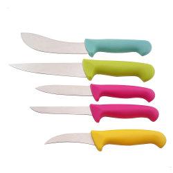 Berufsmetzger-Messer-gesetzter Satz der küche-6PCS im Nylonbeutel
