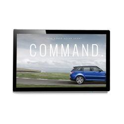 Carcasa de metal de 21,5'' de suelo de Monitor de pantalla táctil el reproductor de publicidad