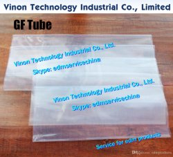 (1pc) B12988A EDM GF Rohr D120X440 mm, EDM GF Rohr D=120mm für Dichtungsrohr für Sodalen Aq537L, Aq535L Drahtschneider