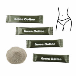Hochwertige Private Label Fast-Effekt-Green-Kaffee für Gewicht Verlust