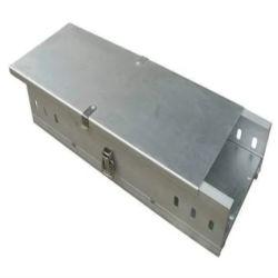 OEM Design galvanisieren Stahl elektrische Kabelbrücke / FRP Edelstahl galvanisiert Und Kabeltrasse für Leiter aus Aluminiumlegierung
