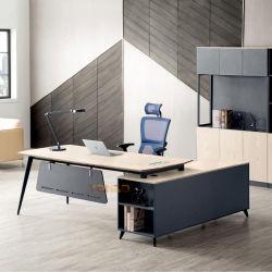 Neuer Entwurf L moderner MDF/Wooden Projekt-leitende Stellung-Möbel-Tisch der Form-für Krippe