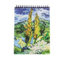 16K du dessin créatif épaissie enfants Scribble Sketch Book Art Aquarelle de plomb pour ordinateur portable de couleur Carnet de notes