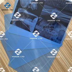 Одноразовые медицинские изделия A4 синего цвета пленки струйной печати