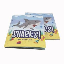 Comércio por grosso de matérias corantes por escrito a impressão de livros filhos crianças Inglês ler livros para crianças