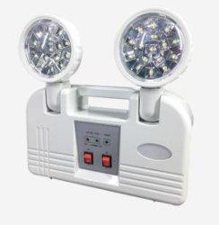 Temps de longue durée rechargeable de l'enregistrement de l'énergie éclairage de secours