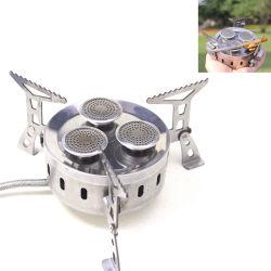 Mini bruciatore di cottura di campeggio esterno portatile della stufa di gas della fornace di picnic