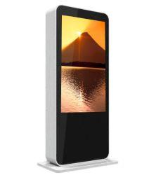 Водонепроницаемый ЖК-дисплей IP65 3500-6000nits для наружной рекламы Киоск со светодиодной подсветкой