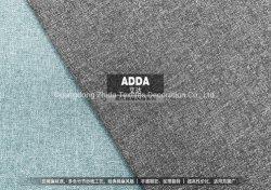 Tessuto di tela del sofà della materia tessile dell'hotel della tappezzeria del poliestere domestico dello strato