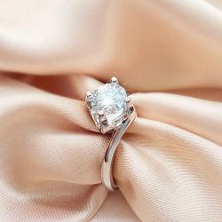 مجوهرات مجموعة الماس حلقة الارتباط مع ملصق خاص