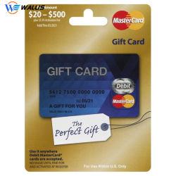 Настраиваемый логотип бланки VIP ПВХ скидки магазинов подарков RFID карточка не запрограммирована