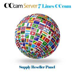 30+Countries各国用のヨーロッパ1つの年サーバー7ラインCccam