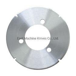 La máquina Precintado cuchillas circulares con ranuras