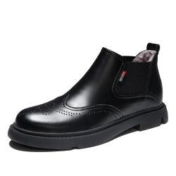 Nouveau Style Hommes Chaussures en cuir occasionnels pour de gros (HY19-069)