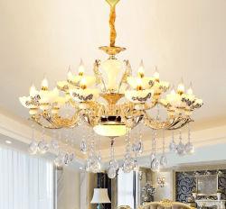Moderne LEIDEN van de Kroonluchter van het Kristal van de Decoratie Weddding K9 Licht zf-cl-002
