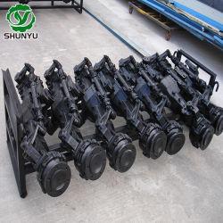 Tractor Dongfeng Jinma Foton Yto partes separadas do Conjunto do Eixo Dianteiro