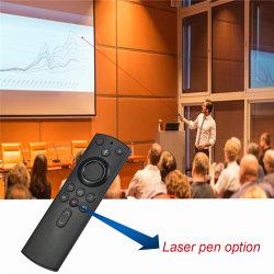 Populares Wechip 2.4G Wireless Air Mouse U16 El Control remoto el Control de voz TV inteligente de control remoto de aprendizaje para todas las marcas/Android TV Box/STB