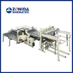 Металлическая пластина продольной резки машина широко используется в производстве может машины линии