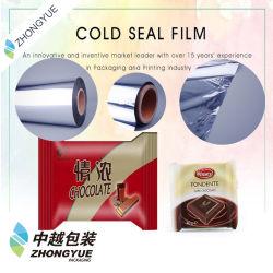Laminado de plástico alimentario/pequeños rollos de película Pack el champú de películas de embalaje, embalajes flexibles metalizado