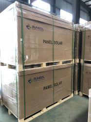 375 واط ضمان Runsolpv عناية مزدوجة الزجاج عالية الجودة لوحة PV الشمسية TUV CE CB MCS CEC UL IEC 370W 375 واط 380 واط روتردام ستوك بولندا مونستالين