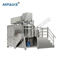 máquina de mistura cosméticos Tubo Plástico Cosméticos Loção máquina Máquina de cosméticos de mistura