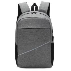 حقيبة ظهر من النايلون للحماية من السرقة للرجال والنساء