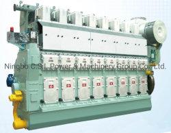 DN330 Serie Mittelgeschwindigkeit Marine-Motor mit Diesel, HFO, Erdgas, Dual Fuel, Motor Ersatzteile