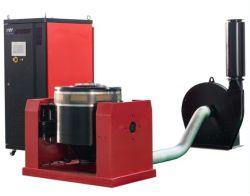 Máquina de ensayo dinámico sistema de pruebas de vibración electrohidráulica para prueba de batería