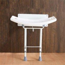 調節可能な、引き込み式の壁に取り付けられたシャワー・チェアーの浴室のベンチ