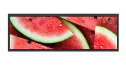 16,8-дюймовый ЖК-дисплей с поддержкой HD smart TV внутри помещений и сенсорного экрана Media Player для рекламы в зале шины