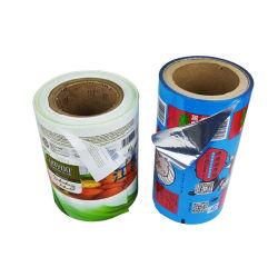 El envasado de alimentos de rollo de papel de aluminio