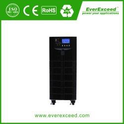 EverExceed Power Lead2 시리즈 단상 3kVA 고주파수 온라인 데이터 센터/네트워크/컴퓨터 룸/홈/사무실용 UPS
