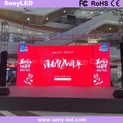 Intérieur en extérieur stades mobiles P3.91 La publicité vidéo en usine d'affichage à LED