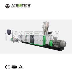 Hoch entwickeltes Wasser-Ring Pelletisierung-System für die PP/PE/PS/ABS/PC Flocken, die Maschine aufbereiten