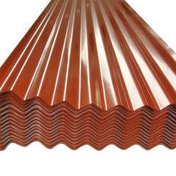Калибр 14 Gi оцинкованных цветной лист из гофрированного картона с возможностью горячей замены перекатываться углерода стальную пластину панели