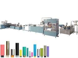 自動マルチレイヤ押出成形用 PE チューブ / ホース / パイプ製造 / システム用製造ライン パッケージ